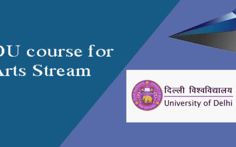 Courses offer by Delhi University for Arts Stream Arts Stream courses in DU 2020 List of Arts stream courses offered by Delhi Univesity, their duration and eligibility criteria Name of the Courses in Delhi University Courses Duration Eligibility criteria for selection B.A (Hons) English 3 years • Class 12 with commerce, arts or science stream • Admission on merit and cut-offs basic B.A. (Hons) Economics 3 years • Class 12 with commerce, arts or science stream • Admission on merit and cut-offs basic B.A. (Hons.) Business Economics 3 years • Class 12 with commerce, arts or science stream and mathematics as compulsory subject • Clear DU JAT with appropriate score B.A (Hons) Sociology 3 years • Class 12 with commerce, arts or science stream • Admission on merit and cut-offs basic B.A. (Hons.) Multimedia and Mass Communication 3 years • Class 12 with commerce, arts or science stream • Clear DU JAT with appropriate score B.A (Hons) Political Science 3 years • Class 12 with commerce, arts or science stream • Admission on merit and cut-offs basic B.A (Hons) Applied Psychology 3 years • Class 12 with commerce, arts or science stream • Admission on merit and cut-offs basic B.A. (Hons.) Humanities and Social Sciences 3 years • Class 12 with commerce, arts or science stream • Clear DU JAT with appropriate score B.A (Hons) Psychology 3 years • Class 12 with commerce, arts or science stream • Admission on merit and cut-offs basic B.A (Hons) Philosophy 3 years • Class 12 with commerce, arts or science stream • Admission on merit and cut-offs basic B.A (Hons) Social Work 3 years • Class 12 with commerce, arts or science stream • Admission on merit and cut-offs basic B.A. (Hons) Business Economics (BBE) 3 years • Class 12 with commerce, arts or science stream • Admission on merit and cut-offs basic B.A (Hons) Journalism 3 years • Class 12 with commerce, arts or science stream • Admission on merit and cut-offs basic BFA Fine Arts 3 years • Class 12 with commerce, arts or science stre