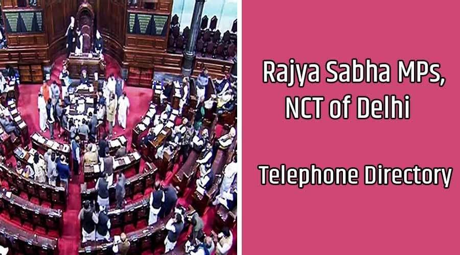 Delhi Rajya Sabha MPs